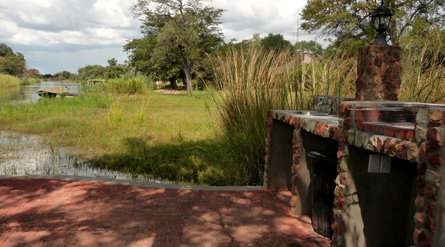 Spacious Campsites at Mobola Lodge